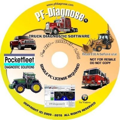 Diesel Laptops Pocket Fleet Diagnose Annual Renewal (Standard)