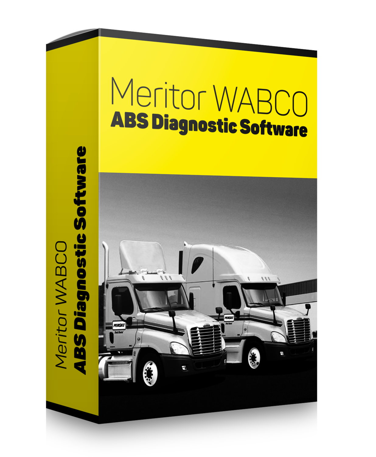 Meritor WABCO ABS Diagnostic Software TOOLBOX PLUS
