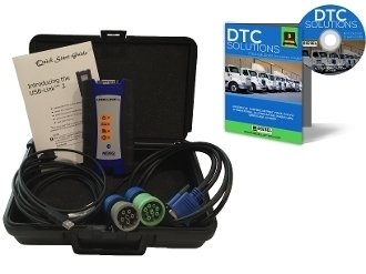 Diesel Laptops DTC Solutions Troubleshoot Codes with NexIQ USB Link 2 124032