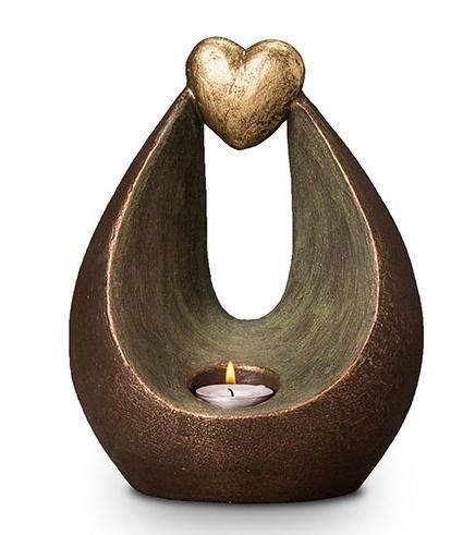Urn Verlicht hart