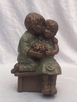 Realistische sculpture nr: 152