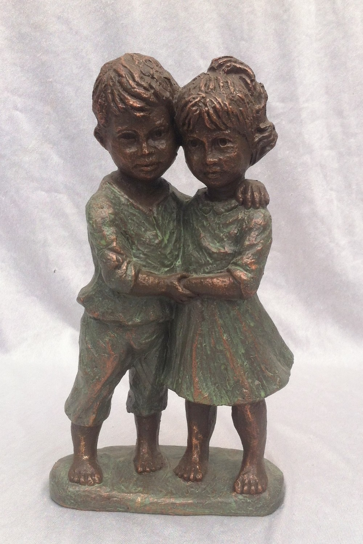 Realistische sculpture nr: 219