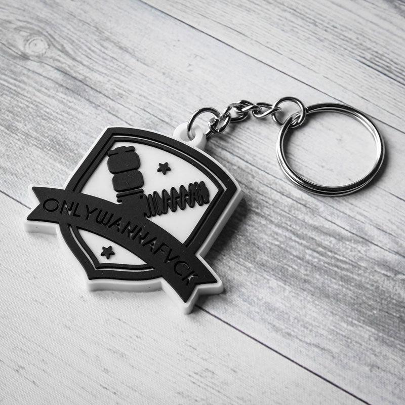 Schlüsselanhänger OWF Badge