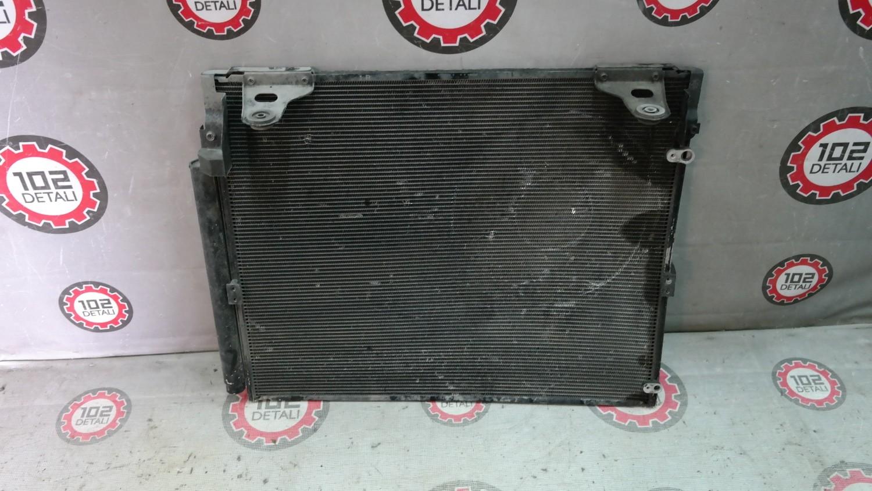 Радиатор кондиционера (конденсер) для Toyota Land Cruiser (200) 2008>