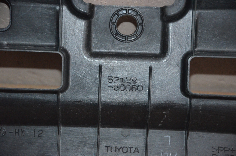 Дефлектор радиатора Toypta Land Cruiser Prado 150