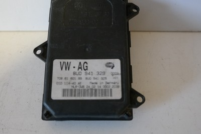 Блок адаптивного освещения Audi Q3
