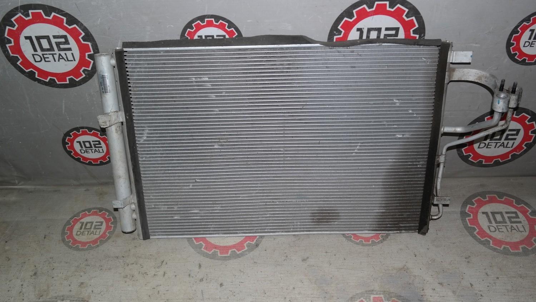 Радиатор кондиционера Hyundai i30 (2012--)