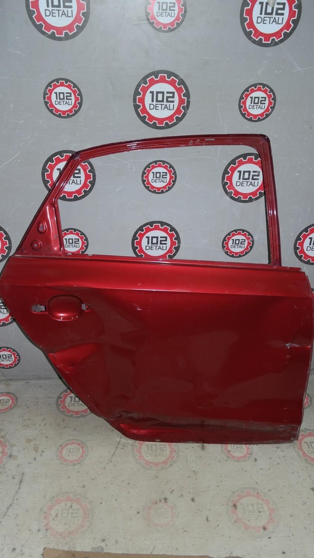 Дверь задняя правая Volkswagen Polo (2011--)
