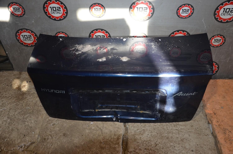 Крышка багажника Hyundai Accent