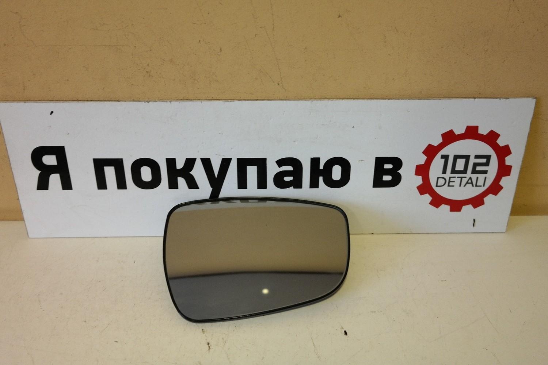 Зеркальный элемент правый Hyundai Solaris