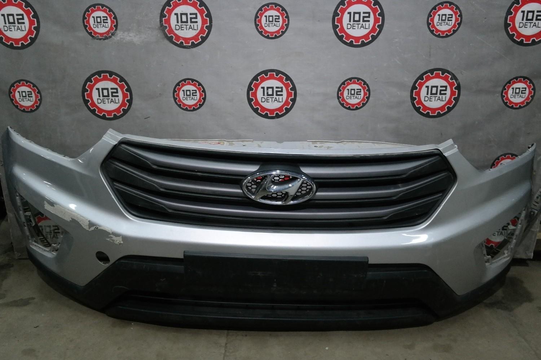 Бампер передний Hyundai Creta