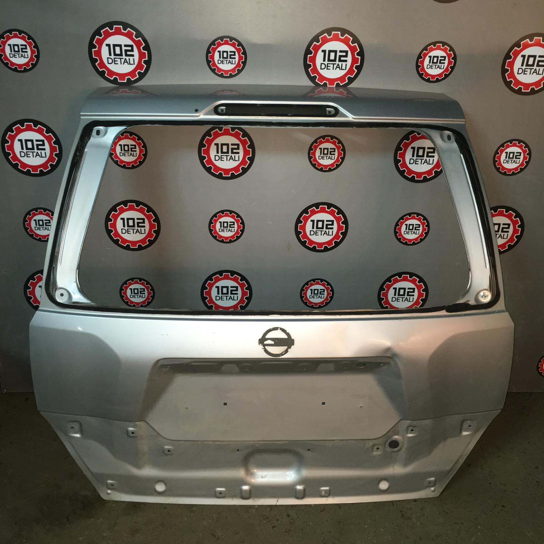 Крышка (дверь) багажника Nissan X-Trail (T31) (2008--)