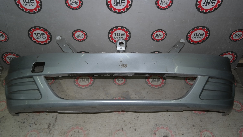 Бампер передний для Renault Logan (2010-2014)