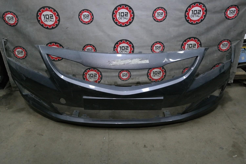 Бампер передний Hyundai Solaris