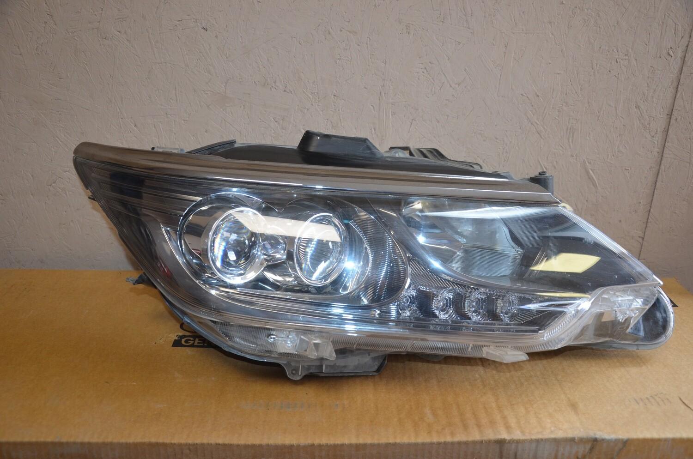 Фара правая Toyota Camry V55 2 линзы LED