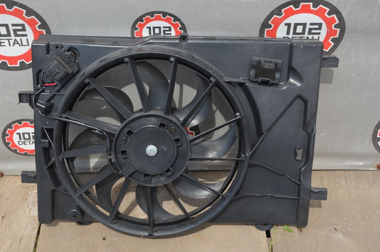 Вентилятор радиатора Chevrolet Aveo T300 Новый