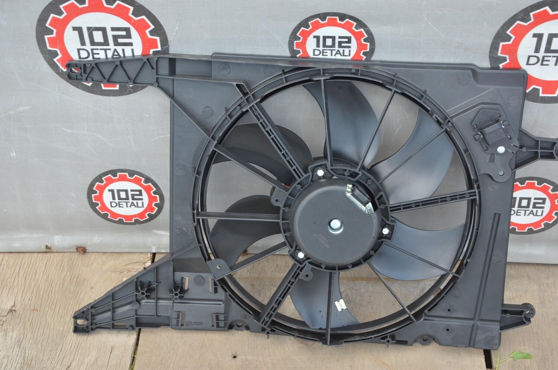 Вентилятор охлаждения Renault Logan Новый