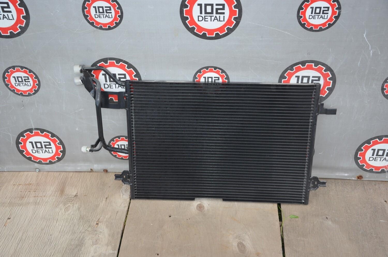 Радиатор кондиционера Audi A4 B5