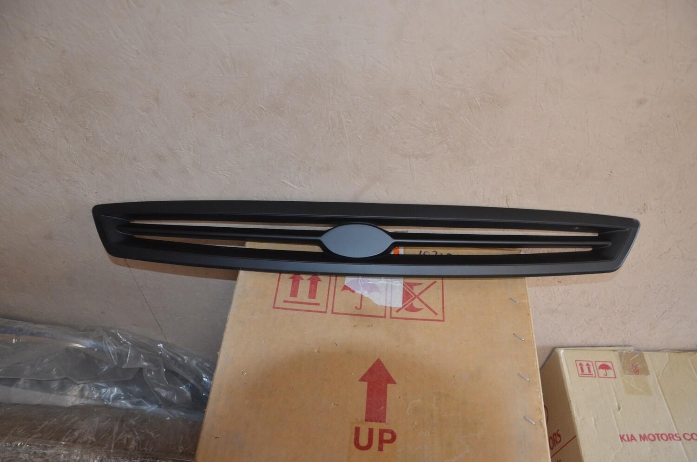 Решетка радиатора Kia Rio Черная Новая