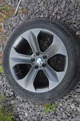 Диск литой с резиной BMW X5   X6  R19 232 Стиль