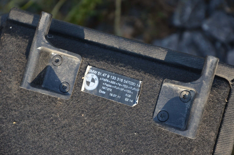 Полка багажника BMW X6 E71