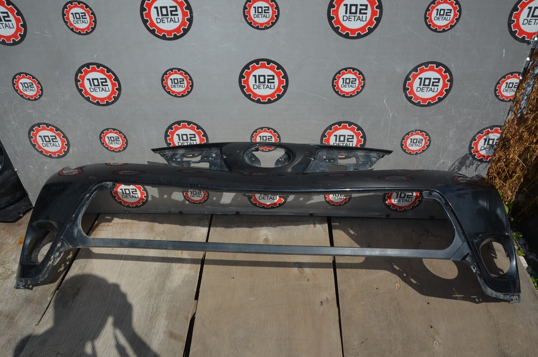 Бампер передний Toyota Rav 4  2013
