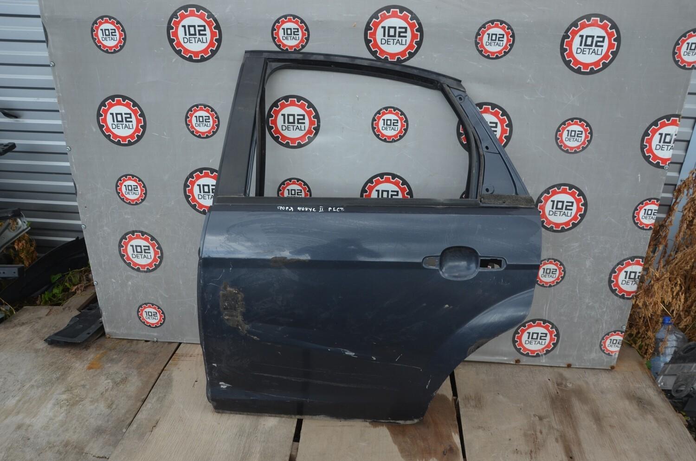 Дверь задняя левая Ford Focus 2 Рестайлинг