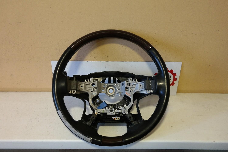Рулевое колесо Toyota Land Cruiser 200 Дерево