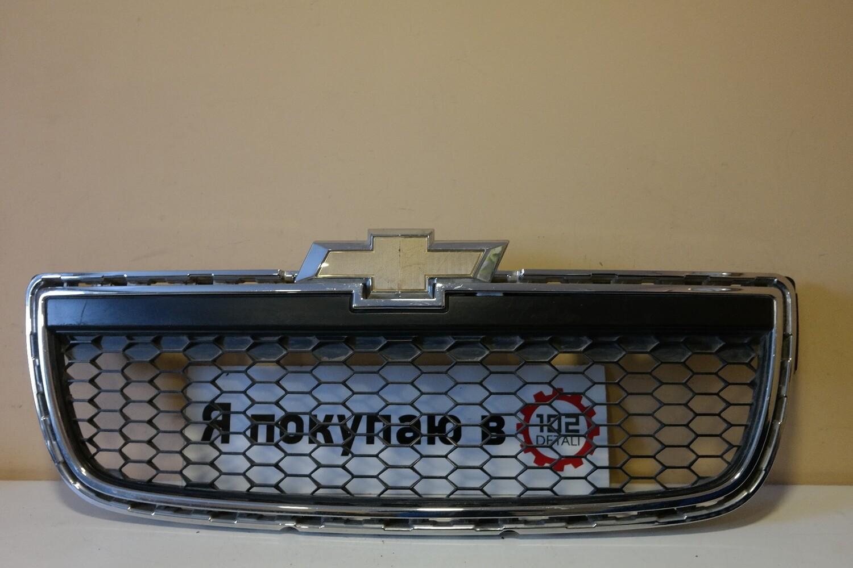 Решетка бампера Chevrolet Captiva C140
