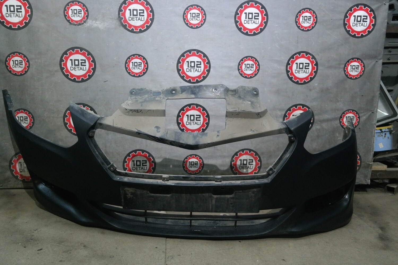 Бампер передний Datsun On-Do Текстурный