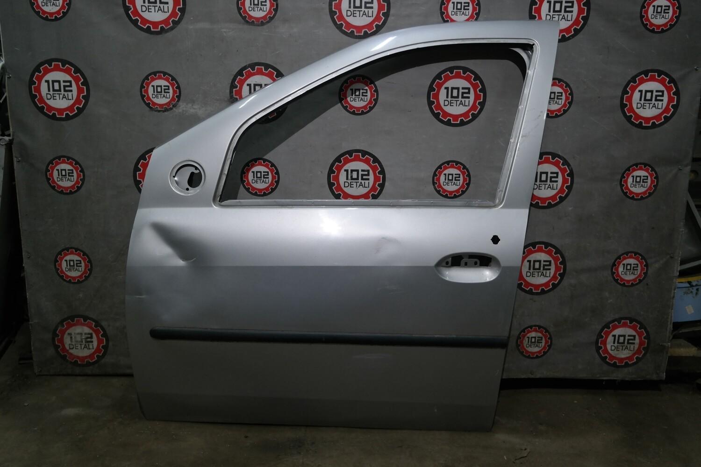 Дверь передняя левая Renault Logan