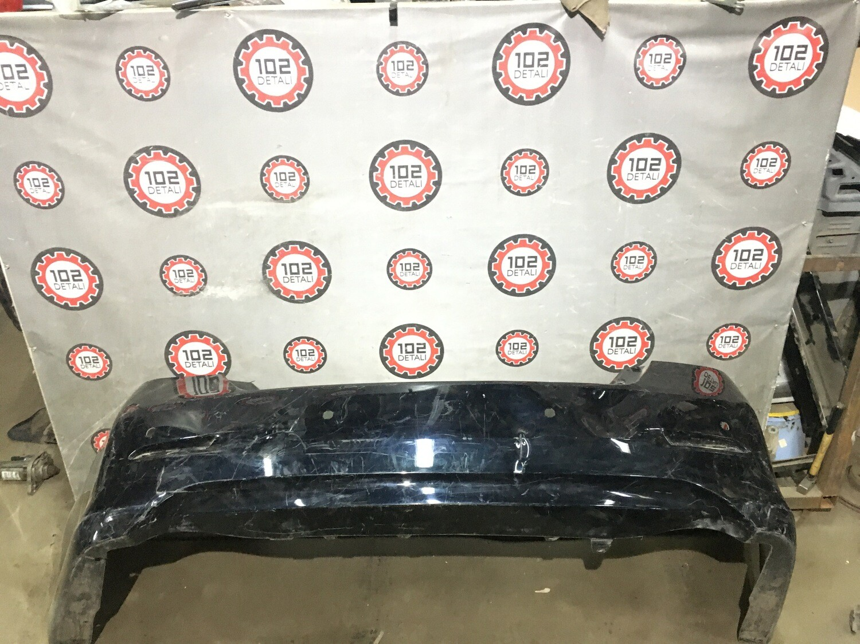 Бампер задний Toyota Camry V50