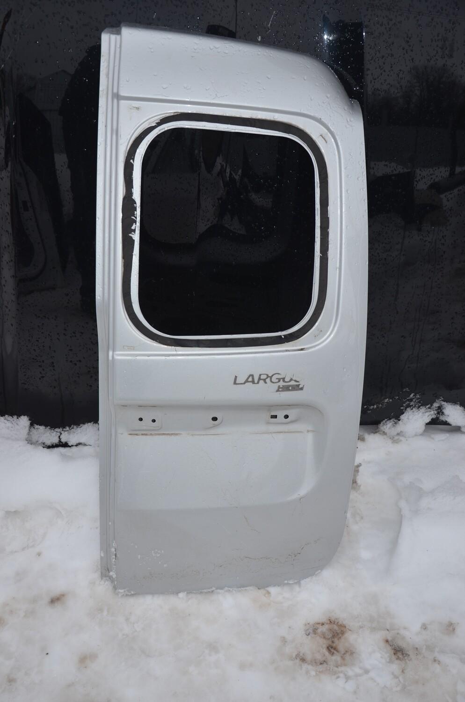 Дверь багажника правая Lada Largus Распашная