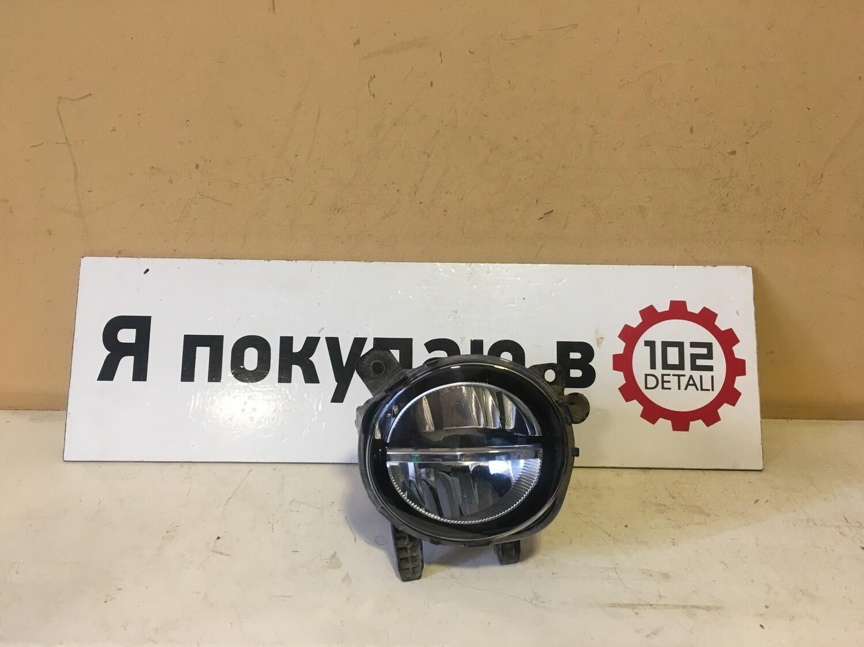 Фара противотуманная правая BMW 1 F20/3 F30 LED