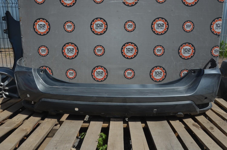 Бампер задний Nissan X-Trail T32 Рестайлинг