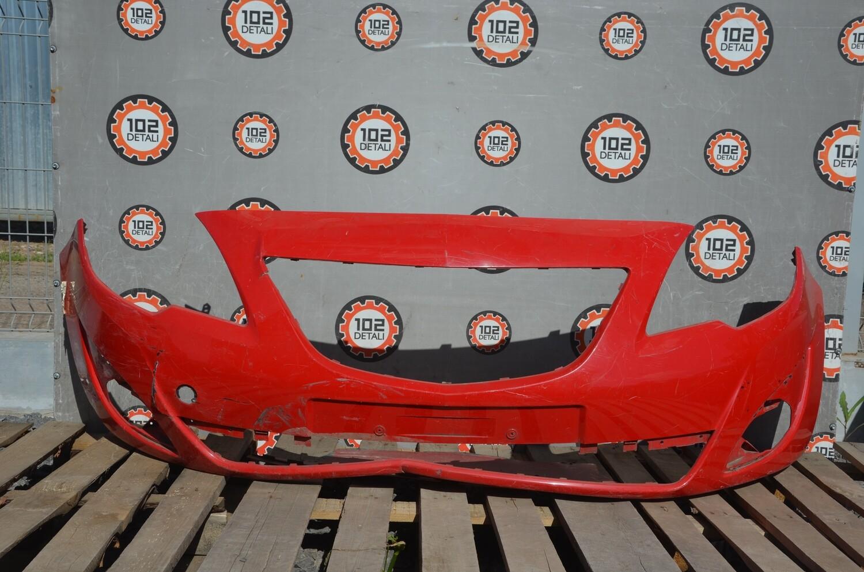 Бампер передний Opel Meriva B
