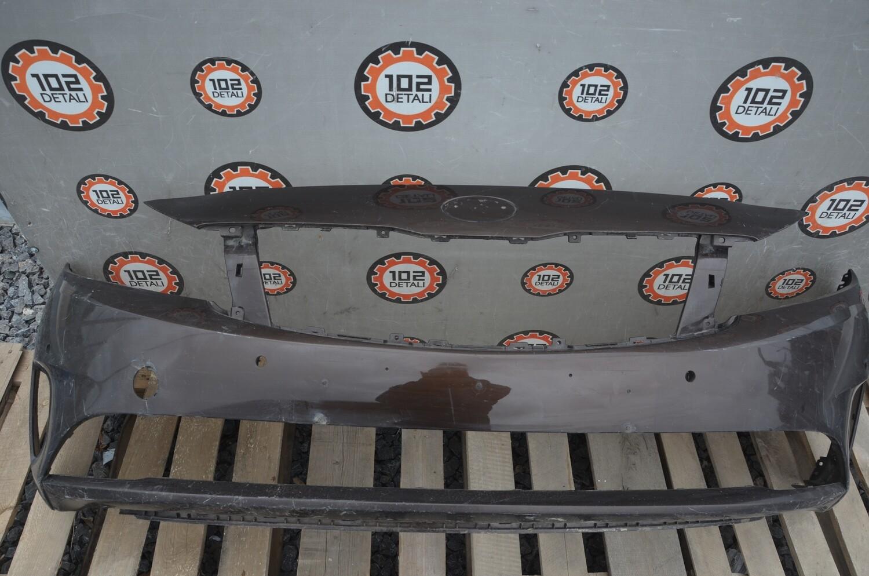 Бампер передний Kia Cerato 3 Рестайлинг