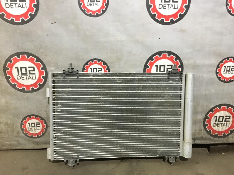 Радиатор кондиционера Peugeot / Citroen
