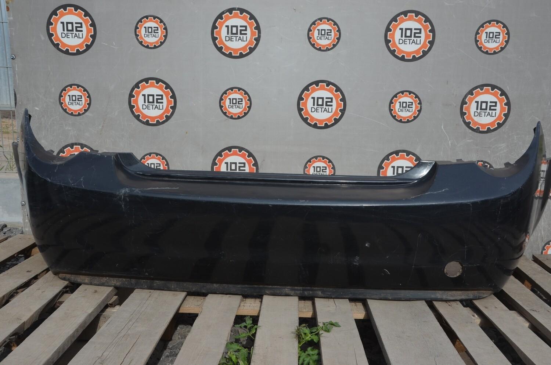 Бампер задний Chevrolet Aveo T300 Седан