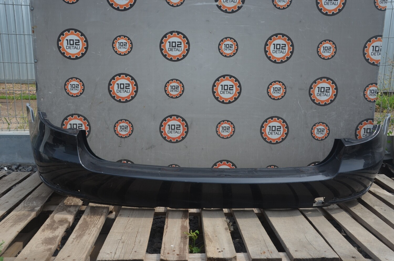Бампер задний Skoda SuperB универсал рестайлинг