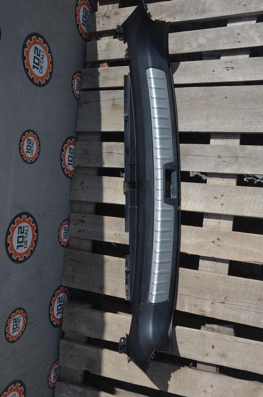 Обшивка багажника BMW X6 E71