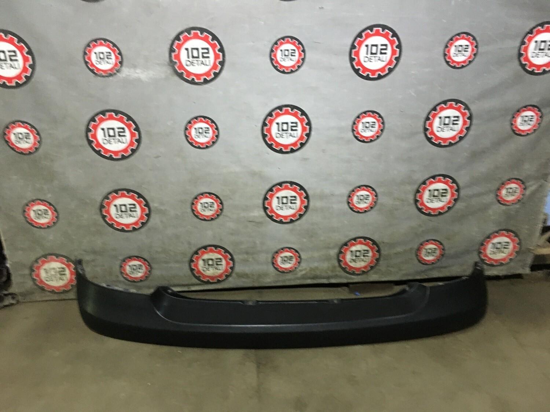 Накладка заднего бампера Hyundai Getz
