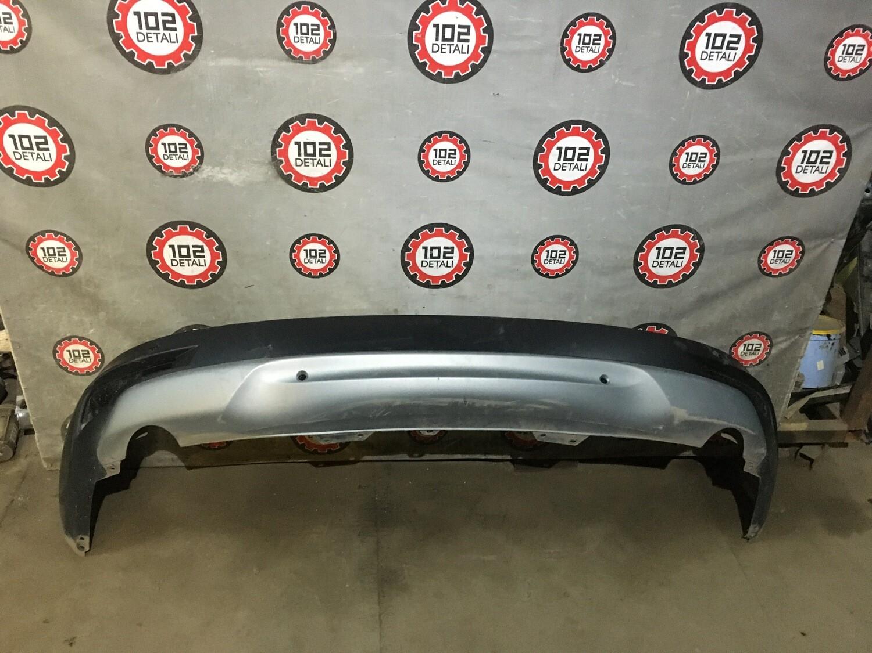 Накладка заднего бампера Honda CR-V 5