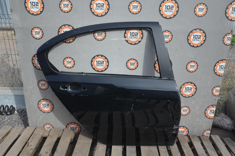 Дверь задняя правая Peugeot 408