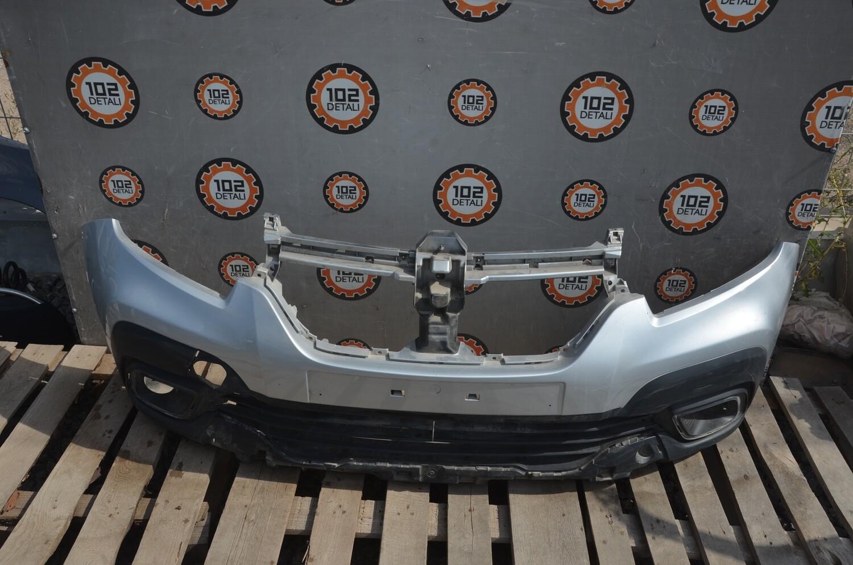 Бампер передний Renault Sandero Stepway 2018