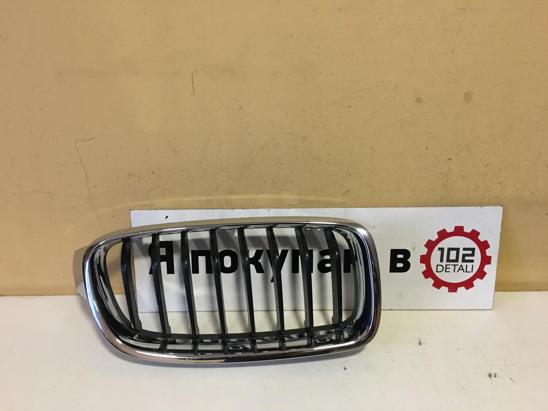 Решетка радиатора правая BMW 3 F30/F31/F80