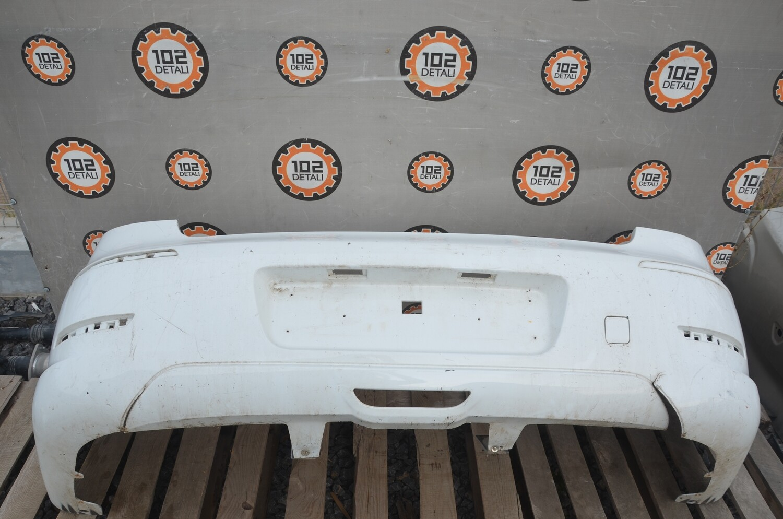 Бампер задний Peugeot 408