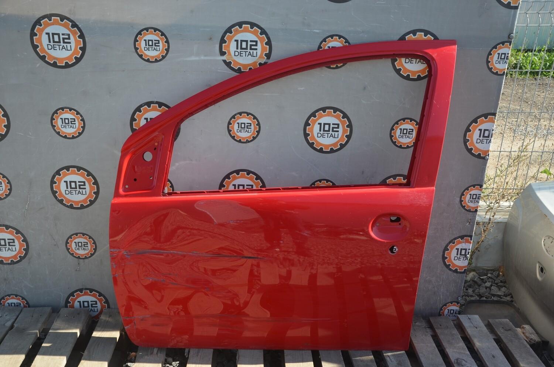 Дверь передняя левая Citroen C1/Peugeot 107