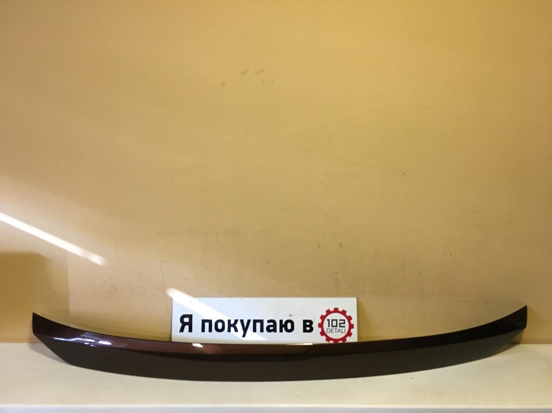 Накладка двери багажника Toyota RAV 4