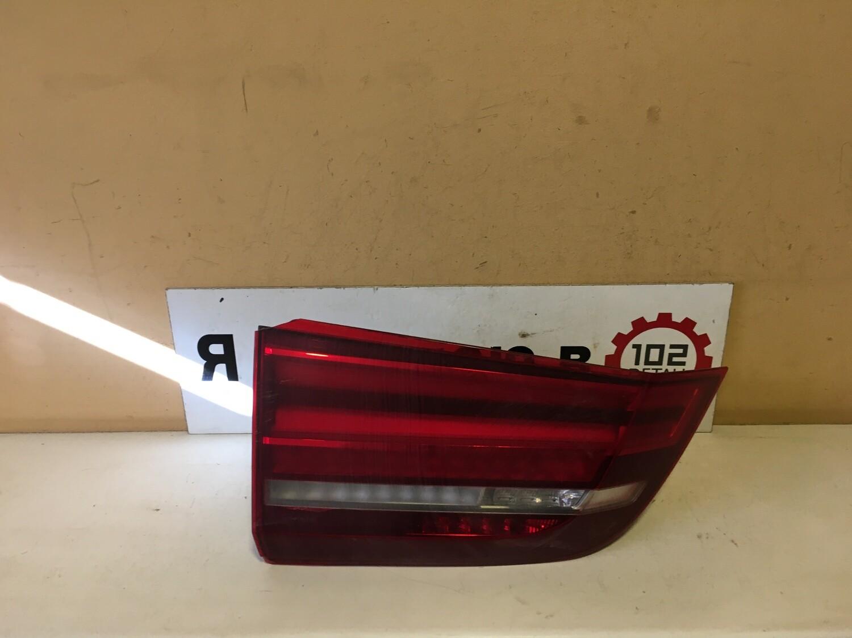 Фонарь внутренний левый BMW X5 F15 LED